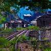 廃線と廃墟