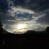 屈斜路の夕日