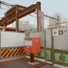 布田 かつての駅入口
