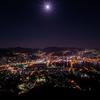 稲佐山からの夜景-20mm-3