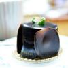 生粋もののチョコレートケーキ