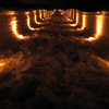 灯の回廊 大原
