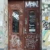 ベルリンの街 落書き