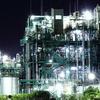超複雑螺旋状配管石油工場