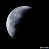 月齢21.6 下弦 二十三夜