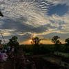 プレループの夕陽