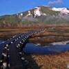 セルフポートレートwith 至仏山