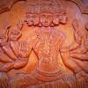 ハンピの神像~ヒンドゥー彫刻 Hindu God