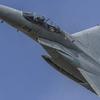 岐阜基地航空祭-F-15機動飛行