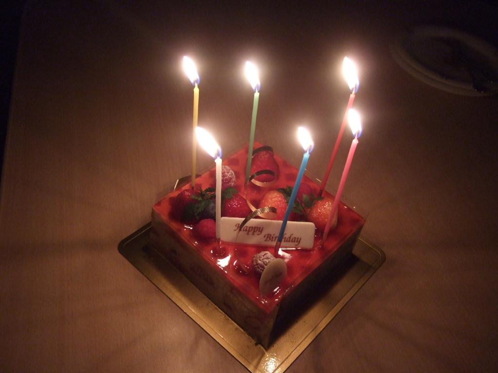 birthday !