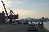 兵庫港 夕べの釣り