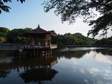 奈良の浮見堂