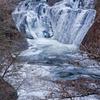 生瀬の滝氷瀑