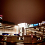 PENTAX PENTAX K-7で撮影した風景(新宿西口)の写真(画像)
