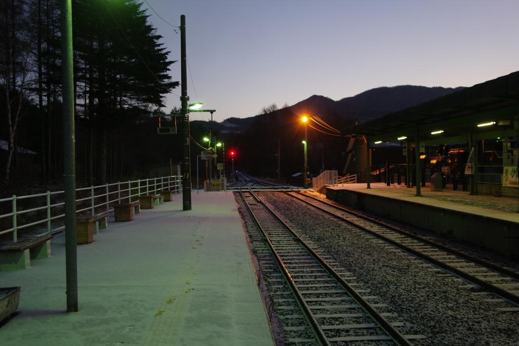 清里駅前から3
