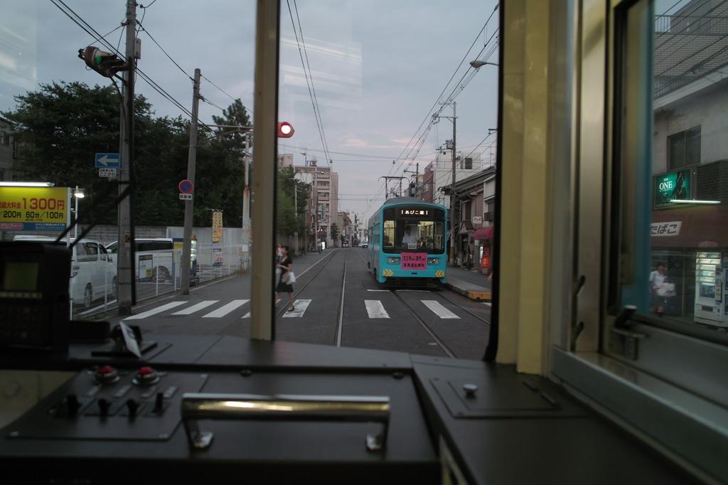 阪堺電車 姫松駅