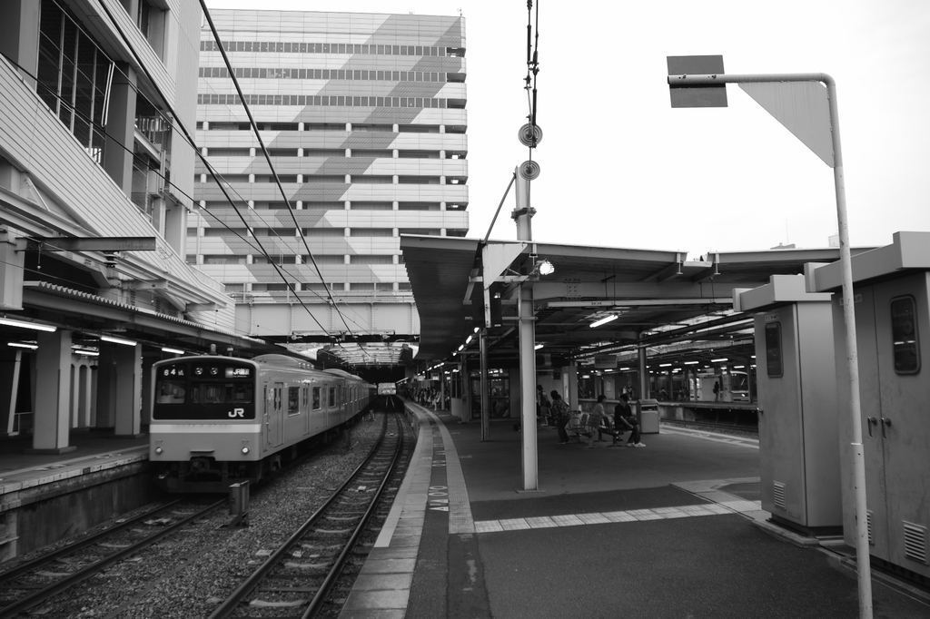 天王寺駅2