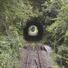 芸備線のトンネル1