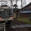 地鉄・寺田駅にて