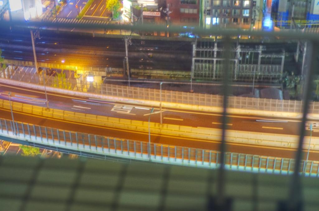 ホテル阪神23Fから
