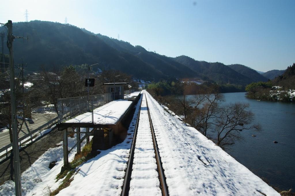 三江線にて