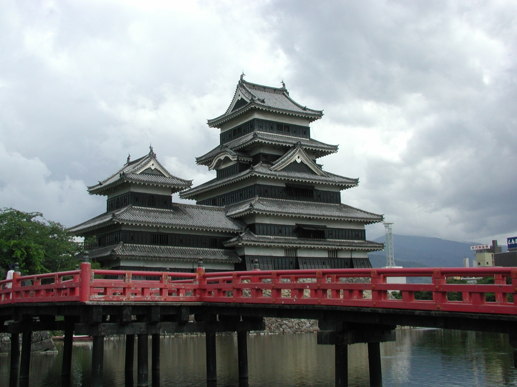 it's a Japanese Castle
