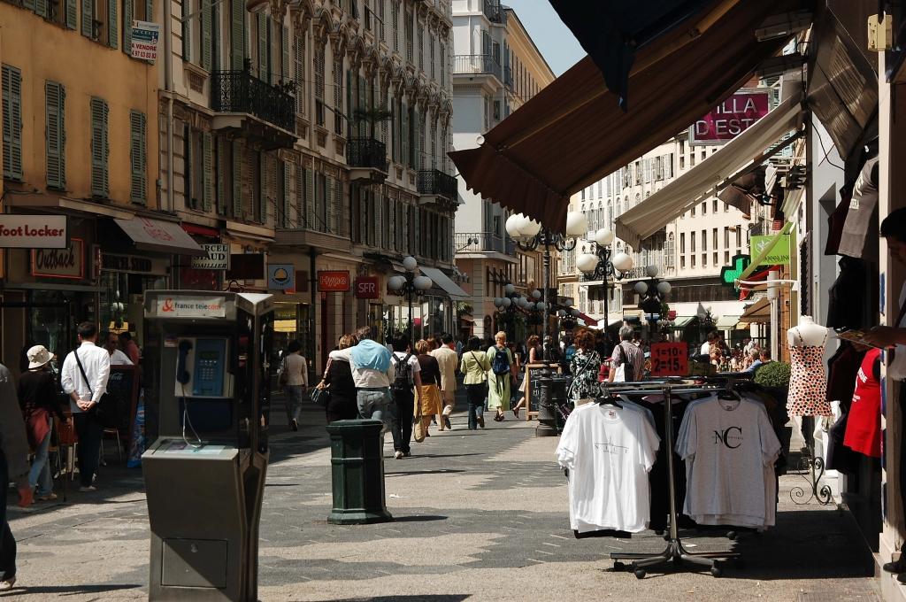 ニース市街