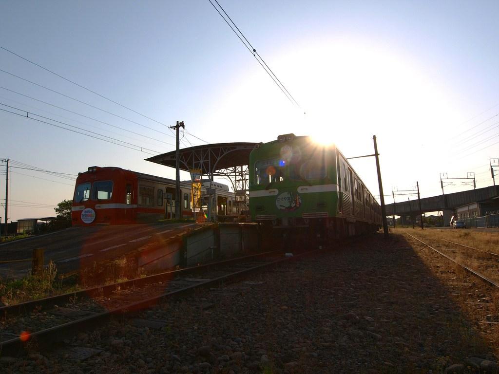 岳南鉄道 1