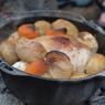 OLYMPUS E-420で撮影した食べ物(ポトフ)の写真(画像)