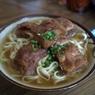 OLYMPUS E-410で撮影した食べ物(ソウキソバ)の写真(画像)