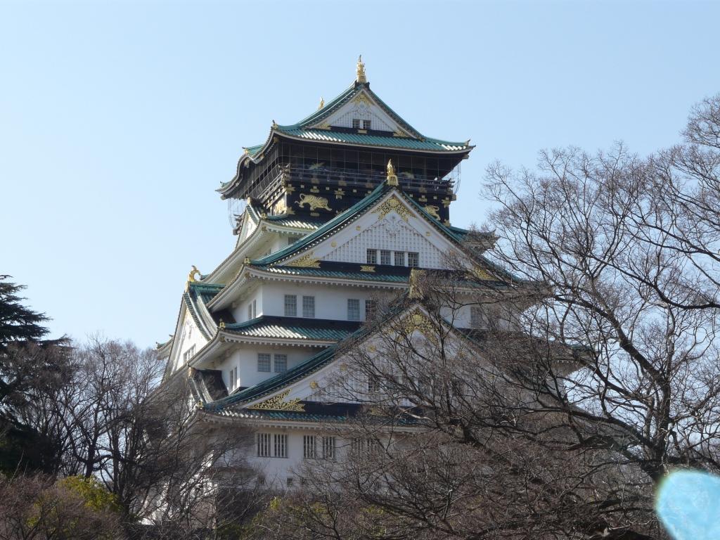 大阪城 その1