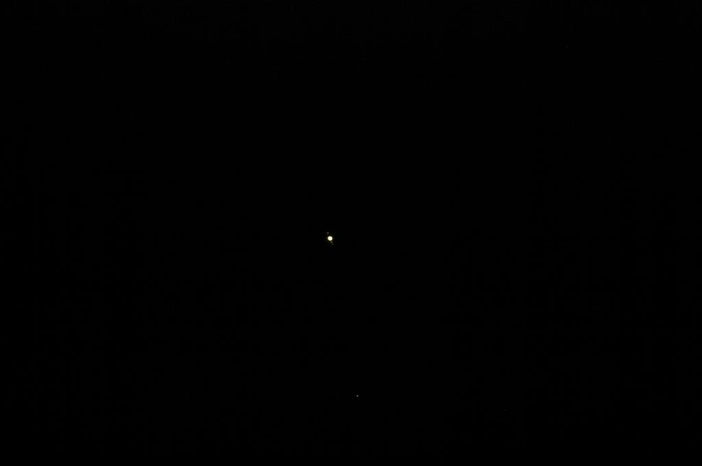 木星...真っ暗じゃない(仲間由紀恵au風に)