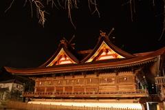吉備津神社本殿