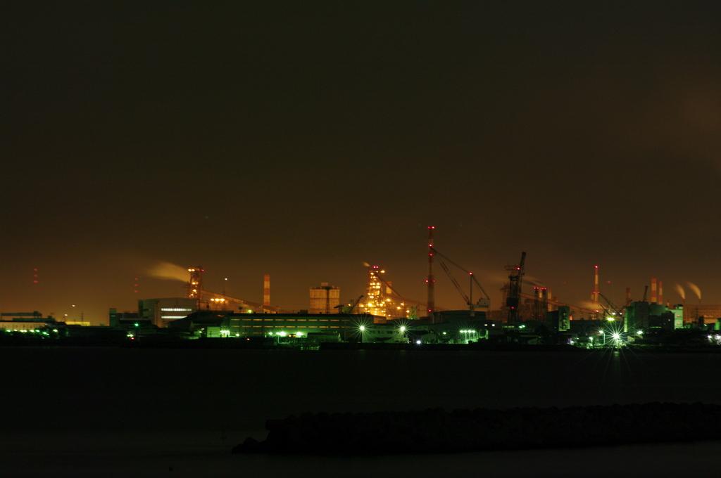 播磨工業地帯