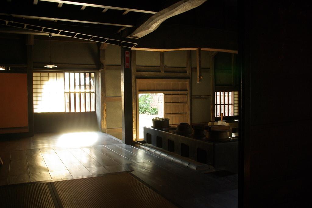 豪商の台所