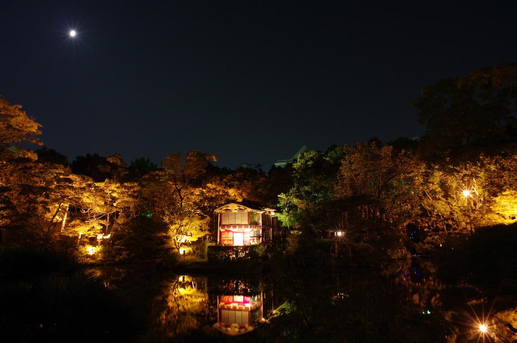 月の船屋形