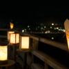 嵐山花燈路 2008 法輪寺