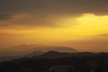 六甲山夕景