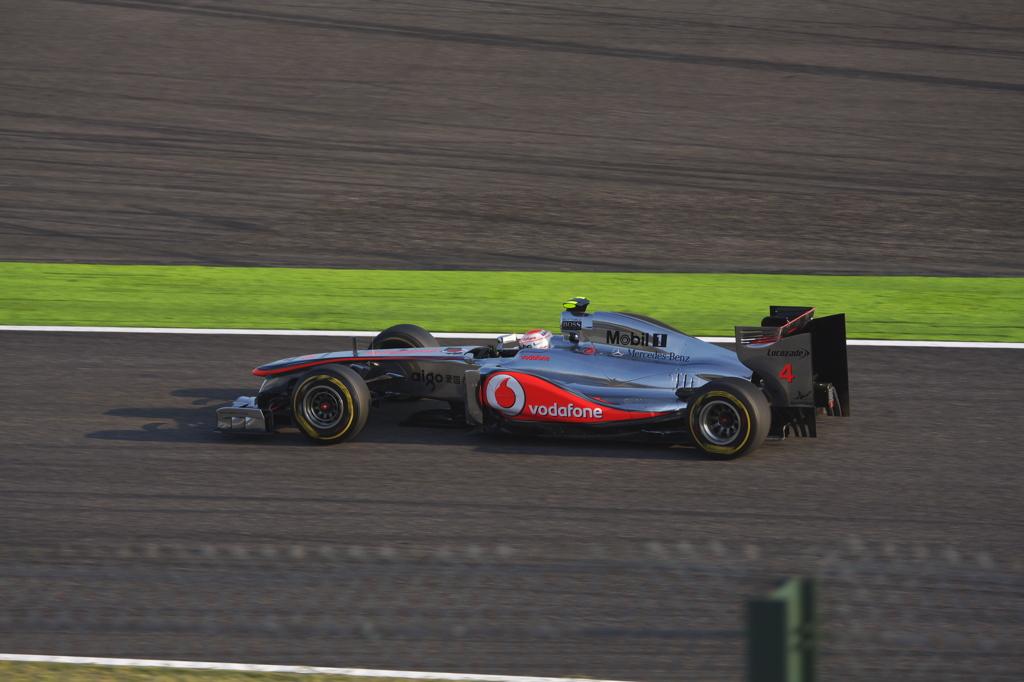 2011 鈴鹿 F1