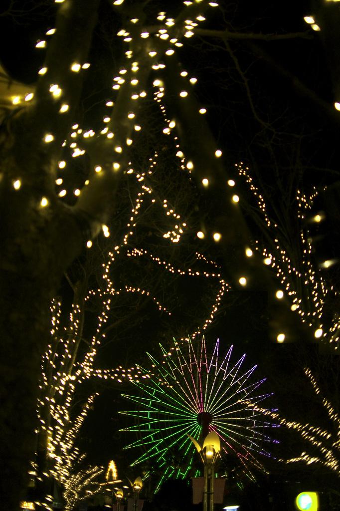 神戸 ハーバーランド 夜景
