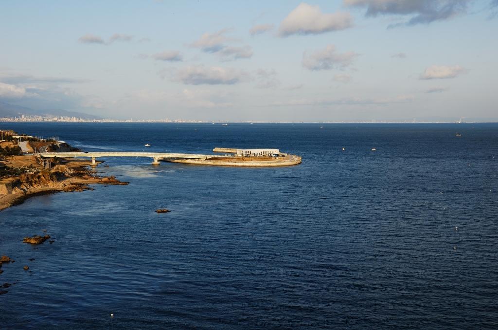 淡路島 交流の翼港
