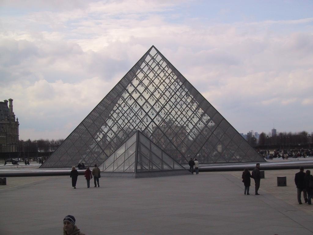 ルーブル美術館2