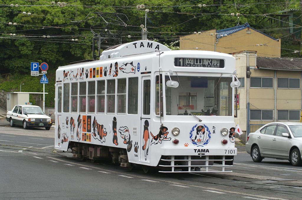 たま電車(岡電版)
