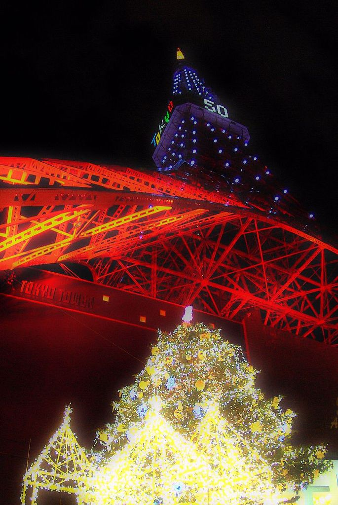 クリスマス・タワー