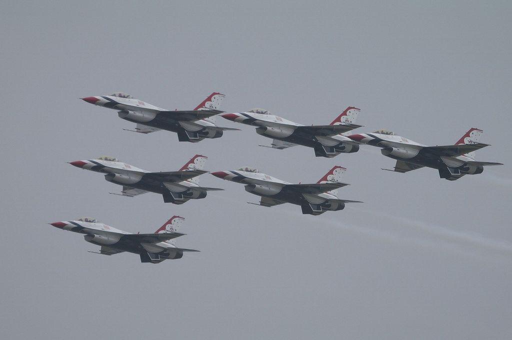 Thunderbirds are GO!!