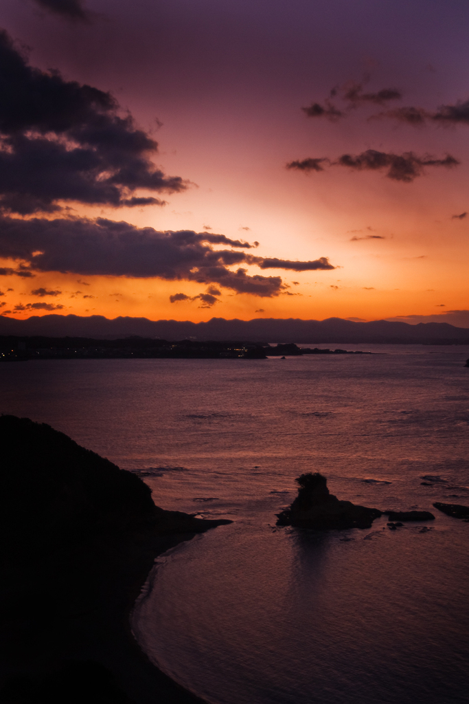 710朝の太平洋