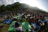 Green Stage@FujiRockFestival