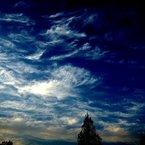 SONY DSLR-A700で撮影した風景(deep blue)の写真(画像)