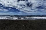 sky and sea...and Dog