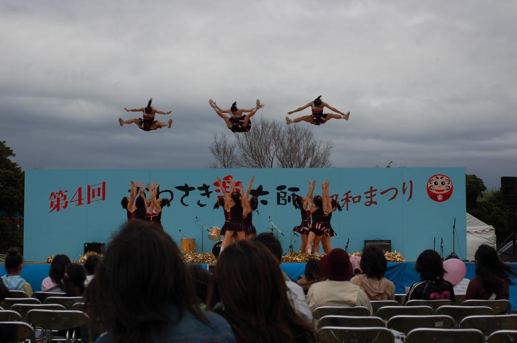 日本体育大学応援団チアリーディング部